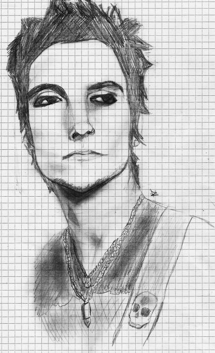 Synyster Gates by foREVer